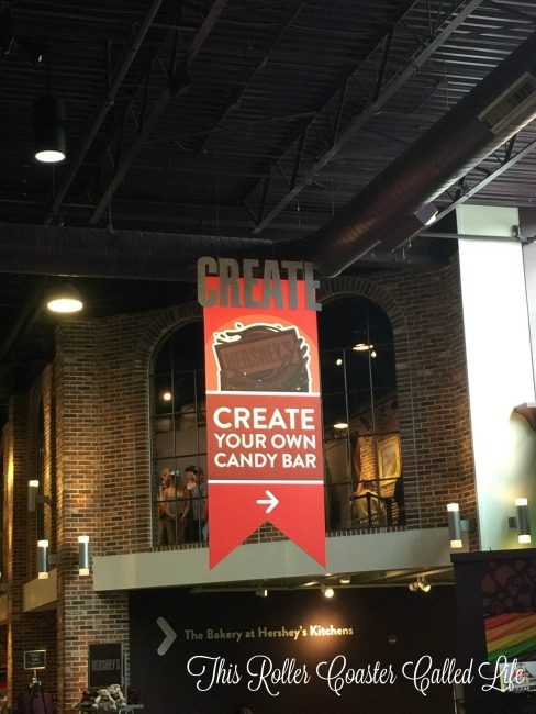 Chocolate World Create Your Own Candy Bar