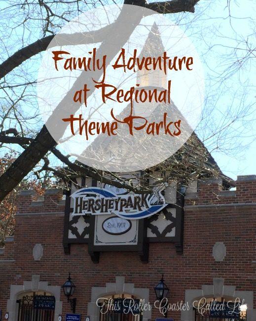 Family Adventure at Hersheypark
