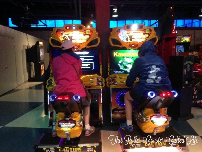 Hersheypark Arcade Fun