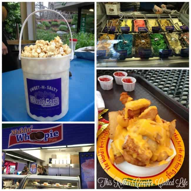 Hersheypark Snacks
