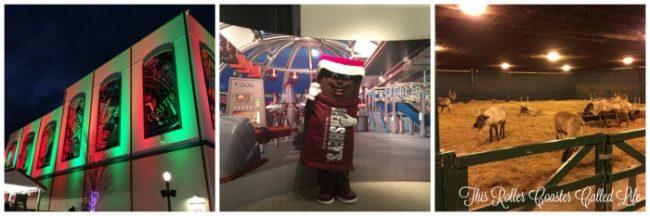 Hersheypark at Christmas