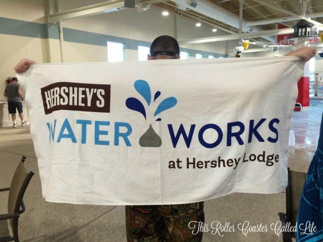 Hershey's Water Works
