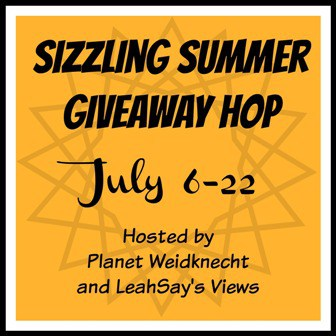 Sizzling Summer Giveaway Hop