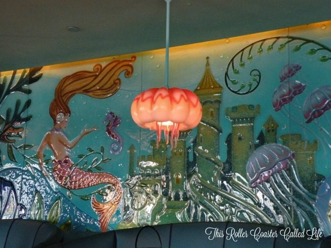 Ariel's Grotto DLR