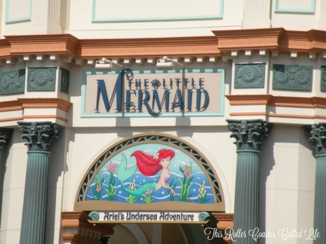 Little Mermaid DLR