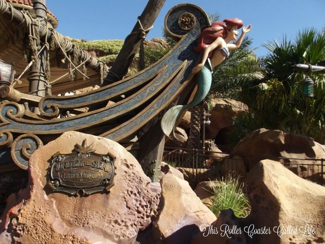 Little Mermaid WDW 5