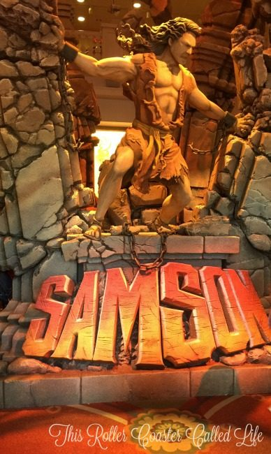 Samson at Sight and Sound Theatre
