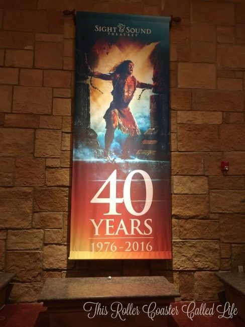 Sight and Sound Theatre Celebrating 40 Years