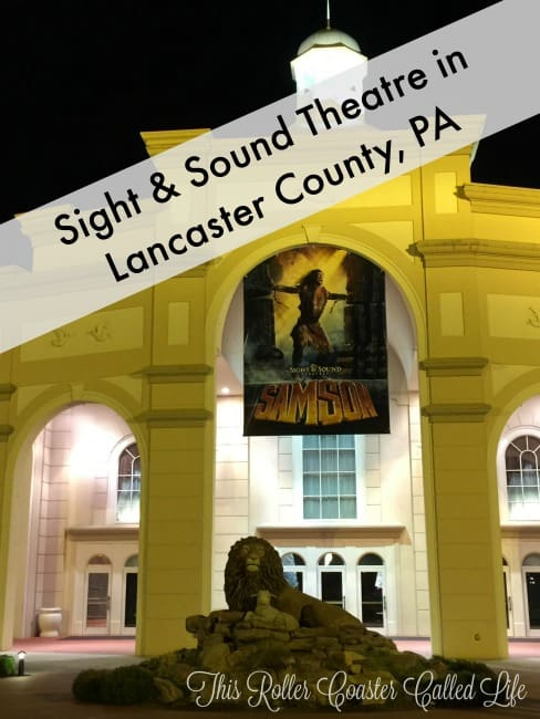 Samson at Sight & Sound Theatre