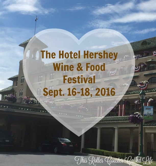The Hotel Hershey Wine & Food Festival