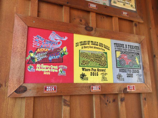 Cherry Crest Adventure Farm Corn Mazes