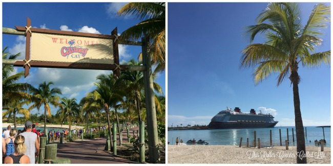 Castaway Cay and the Dream