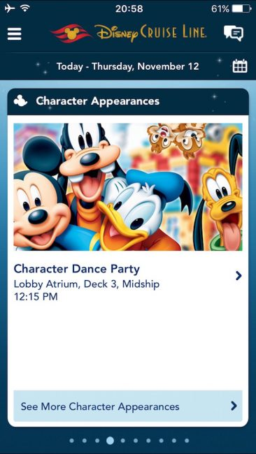 DCL Character Appearances
