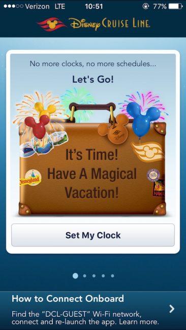 Best Disney App Disney Cruise Line Navigator This