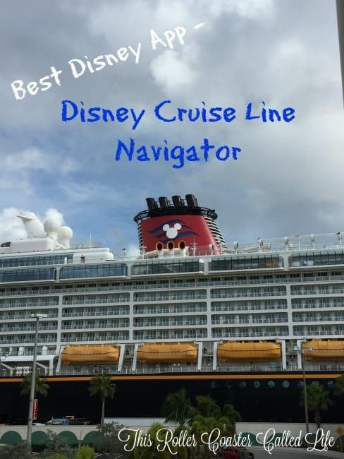 Best Disney App – Disney Cruise Line Navigator