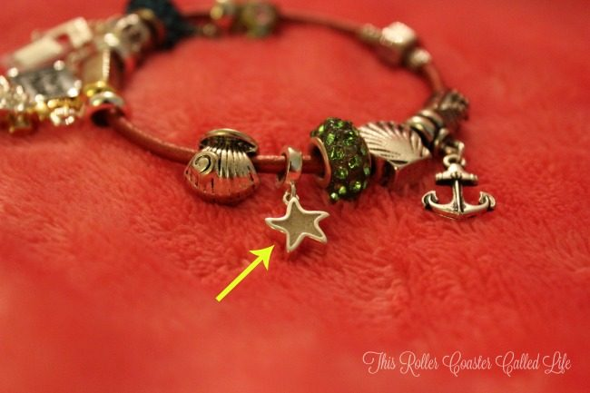 Dune Jewelry Port O Call Charm Starfish