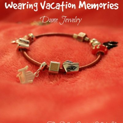 Wearing Vacation Memories – Sand Jewelry