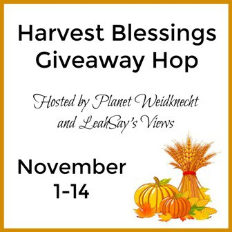 Harvest Blessings Giveaway Hop