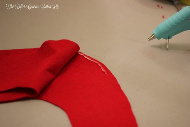 gluing-the-stocking-2