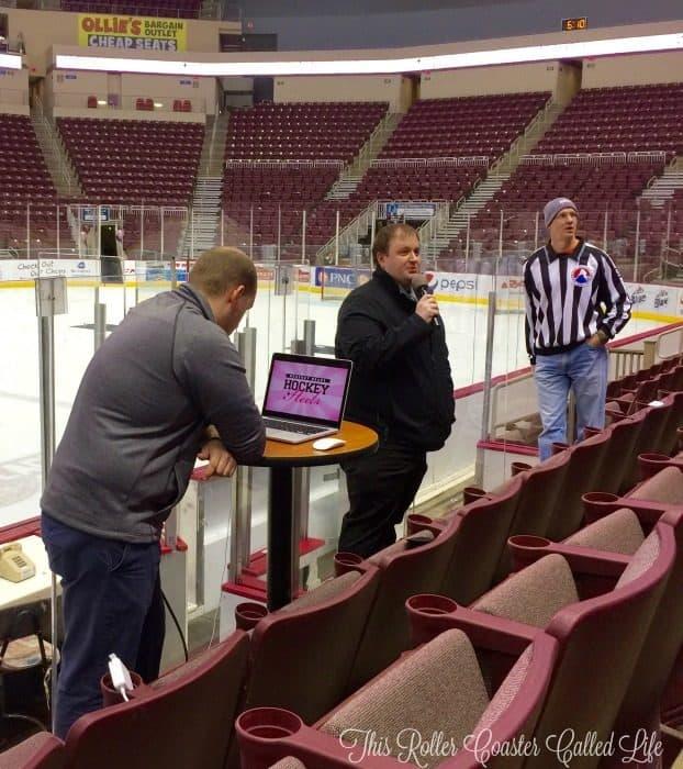 zack-fisch-and-bob-goodman-teaching-hockey-101