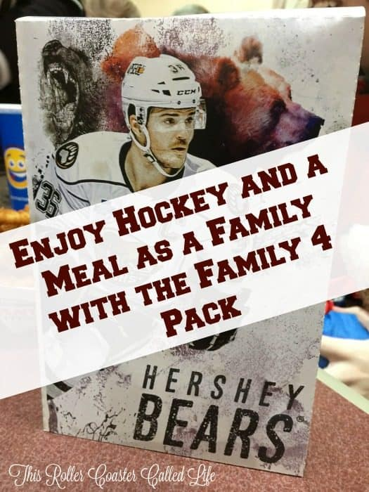 Hershey Bears Family 4 Pack