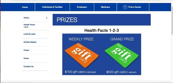 uhc-prizes
