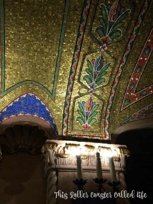hershey-theatre-mosaic-ceiling