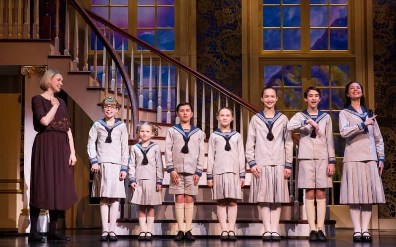 WIN Tickets to See The Sound of Music in Hershey PA