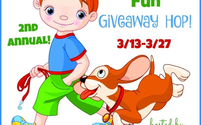 2nd Annual Spring into Fun Giveaway Hop