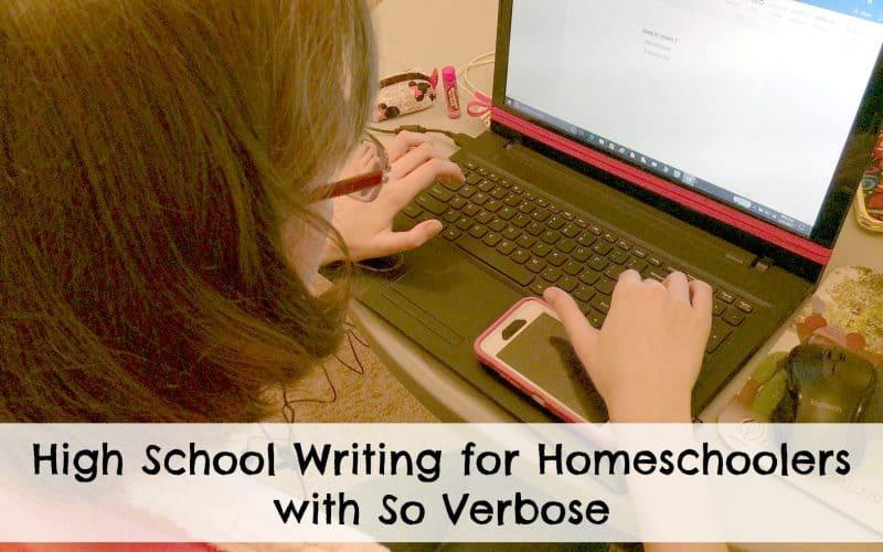 Homeschool Writing for Homeschool Students