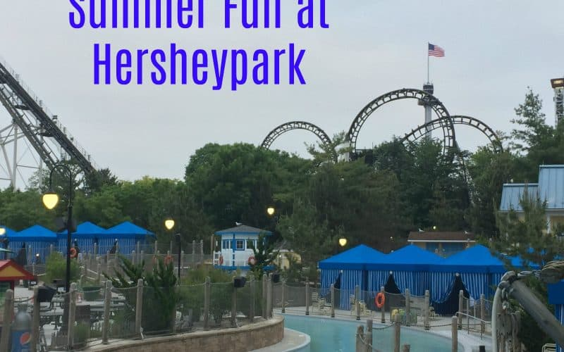Summer Fun at Hersheypark – with GIVEAWAY