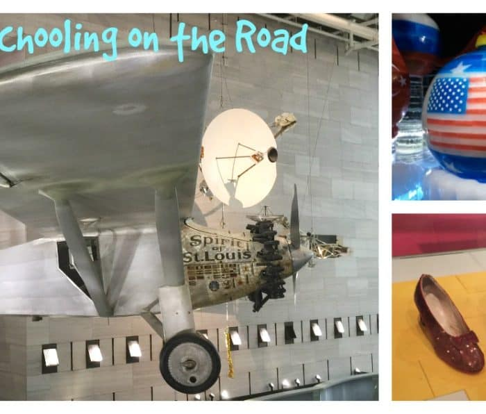 Tips for Homeschooling on the Road
