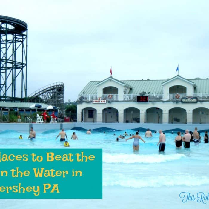 Top 3 Places to Beat the Heat in Hershey PA