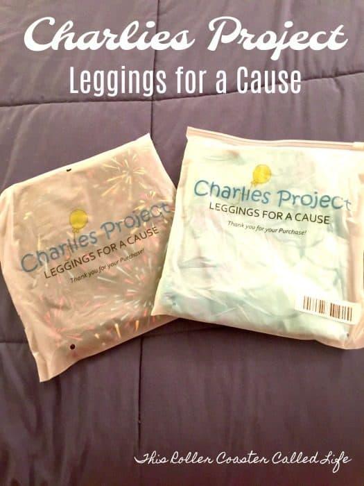 Charlies Project leggings