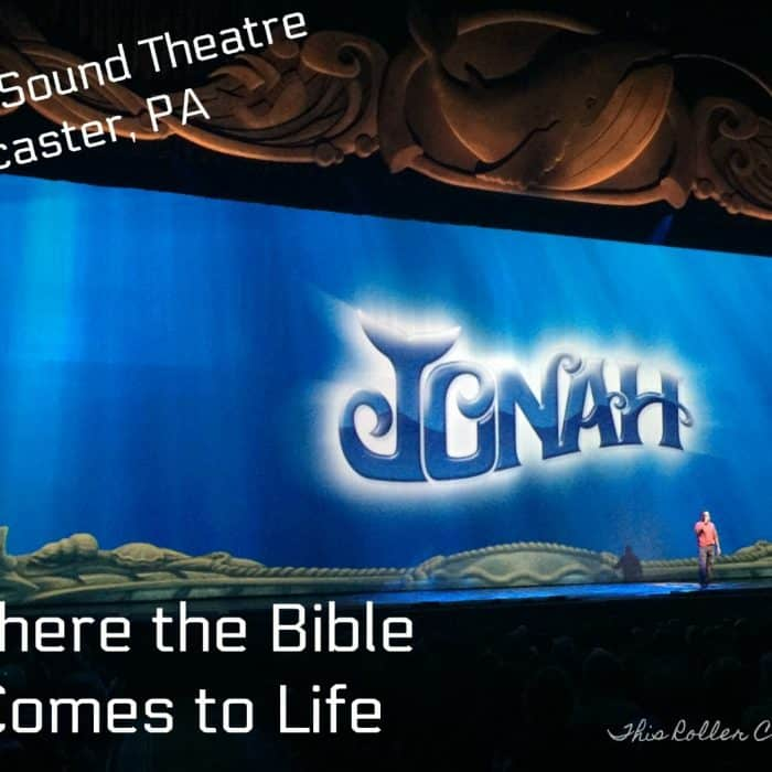 Jonah at Sight and Sound Theatre in Lancaster PA
