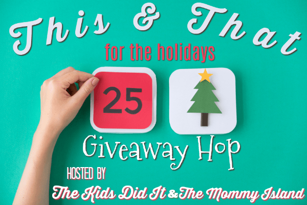 This and That Giveaway Hop for the Holidays