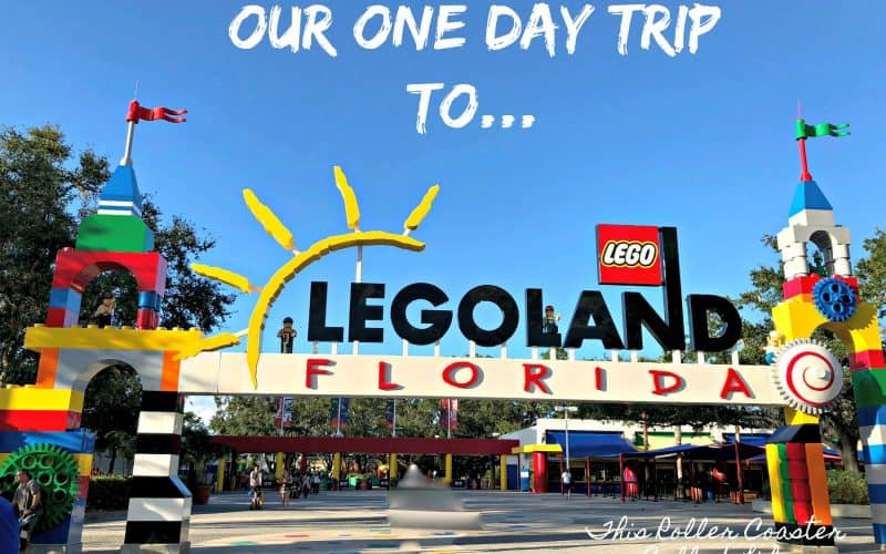 Legoland Florida in One Day